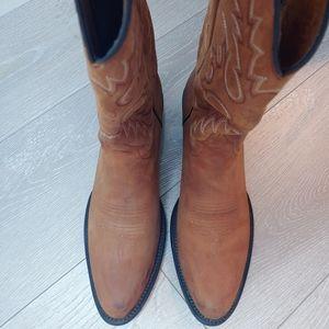 Ariat Western Brown Cowboy Boot Size 9B